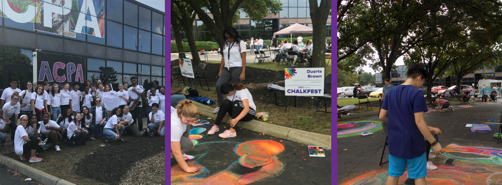 Chalkfest 2019 Artwork